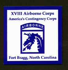 AIRBORNE patch